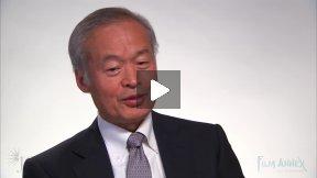 Conversation with Tadataka Yamada, Executive Vice President of Takeda Pharmaceuticals