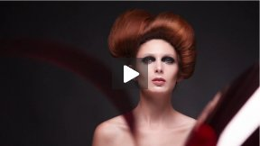 RED on RED by Charlie Wan; Beauty Photographer - Director