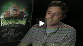 "Casey Affleck Talks About ""ParaNorman"""