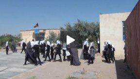 Building Schools in Afghanistan - Qowaye Chahar Zarehdar High School, Herat