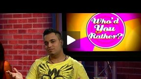 Who'd You Rather? Episode 13.1 Celebrities