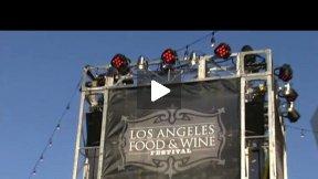 LA food and wine festival