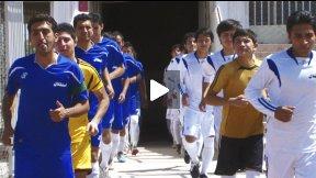 Afghanistan National Sport - Esteqlal Football Team, Kabul