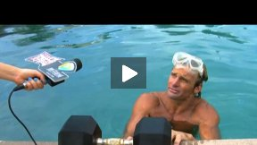 Exclusive interview with Laird Hamilton and Gabby Reece Part 2
