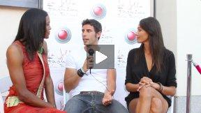 Damien Krisl's Interview @ La Jolla Fashion Film Festival