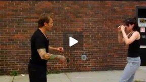 James Sherman Krav Maga Fitness - Weapons of Opportunity