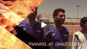 Afghanistan National Sport - Esteqlal Football Club, Kabul, in Training
