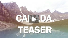 Canada. Teaser - by English Independent Filmmaker, Andy Parker