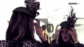 ANNA DELLO RUSSO ~ Carine Roitfeld's Masqurade Ball