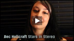 RUST interviews Bec Hollcraft from Stars in Stereo