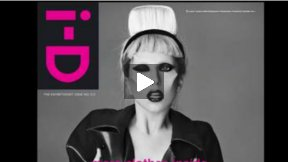 i-D ~ The Exhibitionist Issue #312 ~ Video Edit by Luca Finotti