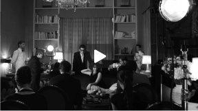 'LADY' ~  A Fashion Film for VOGUE ITALIA by Luca Finotti