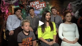"My Fun Interviews with ""Fun Size"" Gang!"