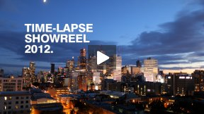 Urban Time-Lapse Showreel - by London based Independent Filmmaker, Andy Parker