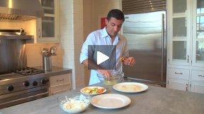 DATE NIGHT with RICCARDO: Eggplant Parmesan