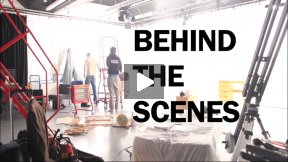 At First Sight - Behind The Scenes Time-Lapse