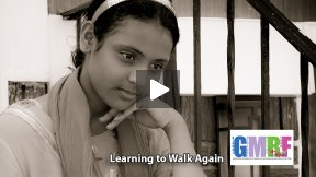 Learning to Walk Again - Dalal, Iraq War Victim