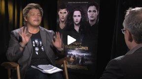 "Director Bill Condon Interview ""TWILIGHT SAGA: BREAKING DAWN PT. 2"" – He Talks About the Twist!"