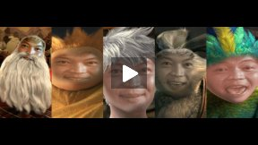 """Rise of the Guardians"" Movie Review"