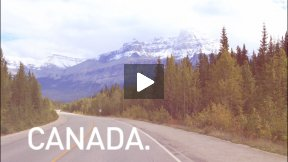 Canada. - by English Independent Filmmaker, Andy Parker
