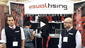 Visualtising at ad:tech 2012