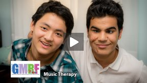 Music Therapy for Handicap Children Injured in War Torn Countries