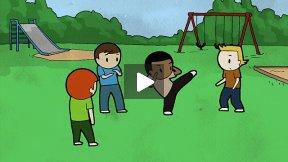 One Big Hapa Family - Jonathan Ng Animation Sequence