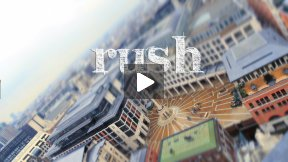 Rush - by London based Independent Filmmaker, Andy Parker