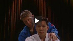 Mike Swain's Basic Judo: Kataha-Jime (Single Wing Choke)