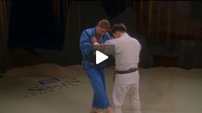 Mike Swain's Basic Judo: Okuri-Ashi-Harai (Double Ankle Sweep)