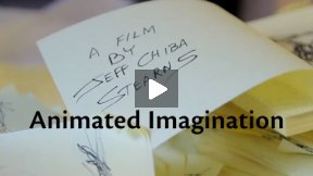 Animated Imagination with Jeff Chiba Stearns