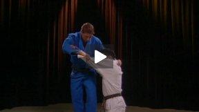 Mike Swain's Basic Judo: Tai-Otoshi (Body Drop)