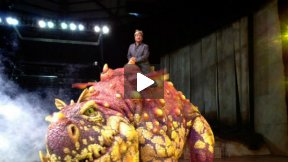 """How to Train Your Dragon Live Spectacular"" – Behind the Scenes"