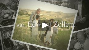 A Radio Interview on Afghanistan Culture with Edward Zellem