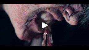 La novia zombie - Zombie bride - a bloody music video by spanish independent filmmaker Miguel Ángel Font Bisier
