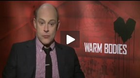 """Warm Bodies"" Interview with Rob Corddry – He Taught Me How to Groan Like a Zombie!"