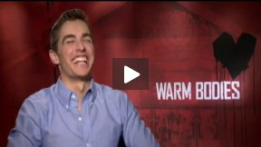 "Dave Franco Talks About ""Warm Bodies"""