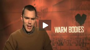 "About a Boy -- Nicholas Hoult Talks About ""Warm Bodies"""