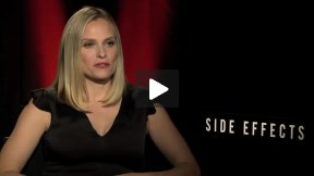 "The Sweet Vinessa Shaw Talks About ""Side Effects"""