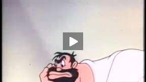 Popeye: Fright to the Finish