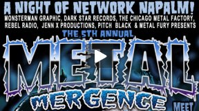 Metal Mergence V