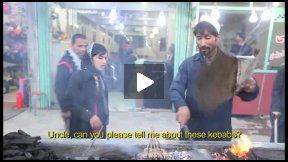 Karima and Afghan Food