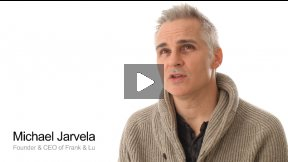 Fashion Business and Social Media - Michael Jarvela, Founder of Frank and Lu
