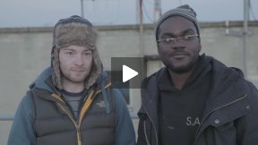 Message from Filmmakers Mark Kuczewski & Anderson West on Filmmaking to the Students of Herat, Afghanistan
