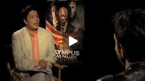 "My Fun Interview with Rick Yune & Dylan McDermott for ""Olympus Has Fallen"" – They Reveal Some Secrets"