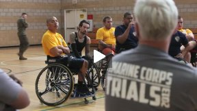 2013 Marine Corps Trials: Profile on Marine Veteran Ray Hennagir
