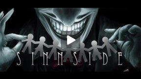 Sinnside Teaser 2, the new horror film by Spain-based independent filmmaker Miguel Ángel Font Bisier with Ryu Media SL
