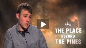 "Emory Cohen Interview for ""The Place Beyond the Pines"""