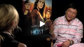 "Diane Kruger (Seeker) Talks About ""The Host"""