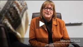 ماورا اونیل رئیس نوآوری یو اس اید در مورد کارآفرینی و توانمندسازی زنان در افغانستان